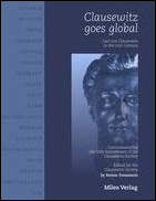 book cover, CLAUSEWITZ GOES GLOBAL